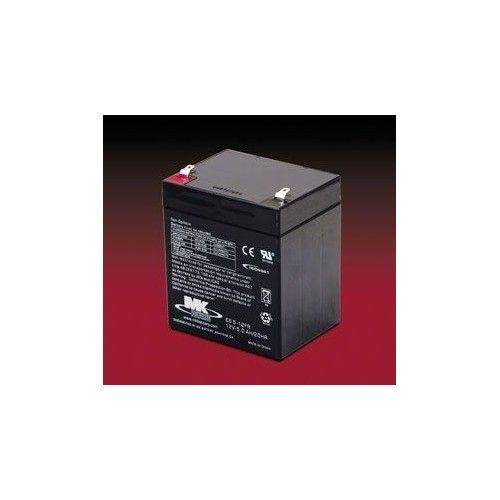 Batería MK ES5-12FR 5Ah 12V Agm MK - 1