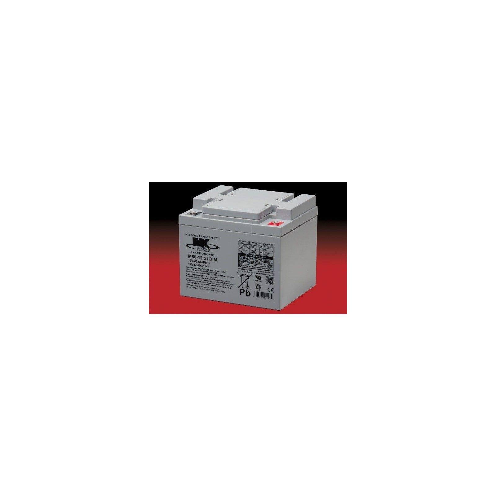 Batería MK ES50-12 50Ah 12V Agm MK - 1