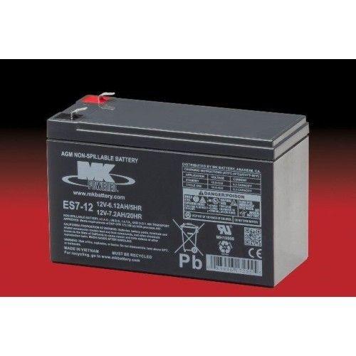 Batería MK ES7-12 7.2Ah 12V Agm MK - 1