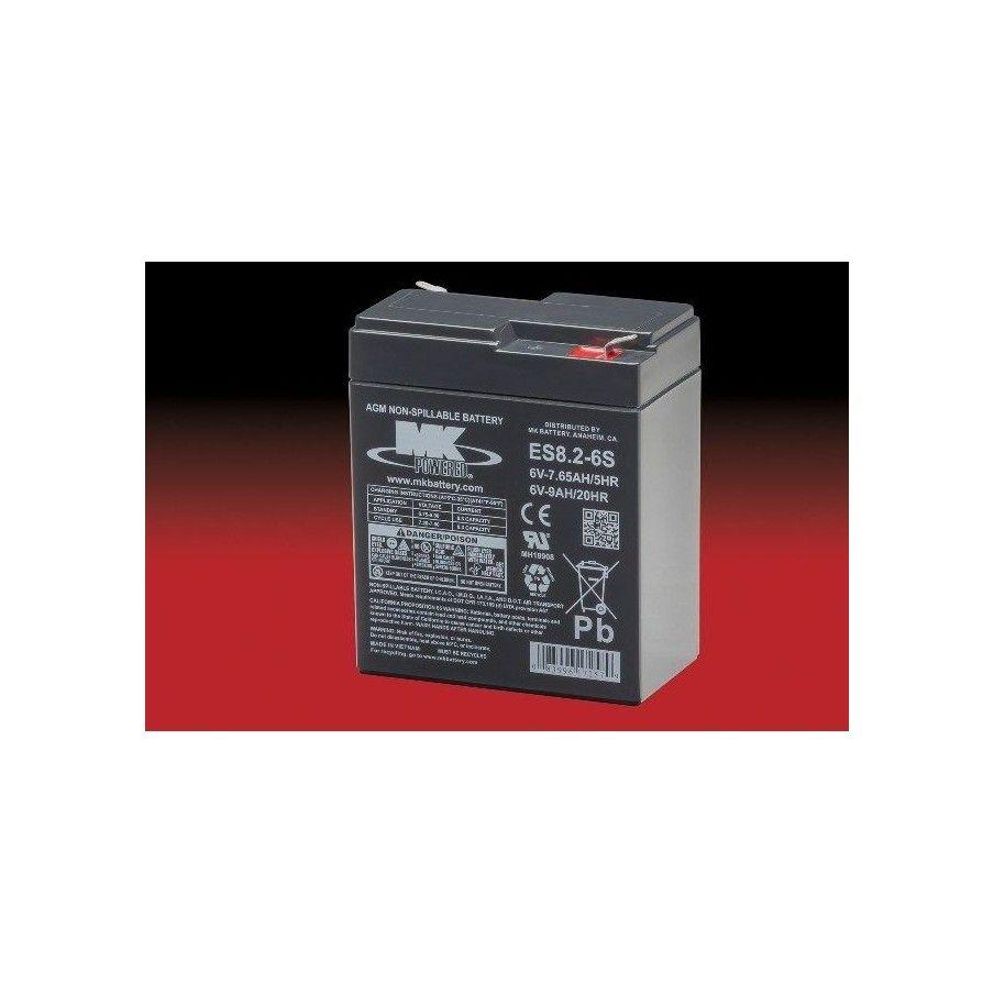 Batería MK ES8.2-6S 9Ah 6V Agm MK - 1