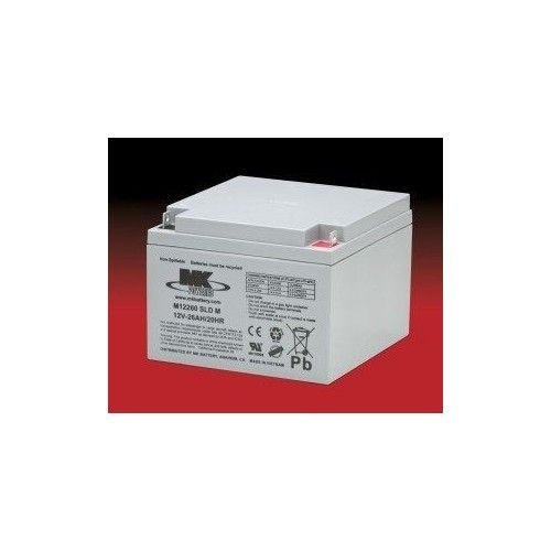 Batería MK M12260 SLD M 26Ah 12V Agm MK - 1
