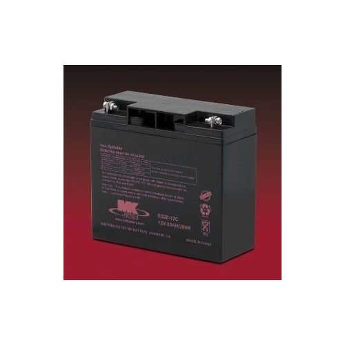 Batería MK M20-12 SLD M 20Ah 12V Agm MK - 1