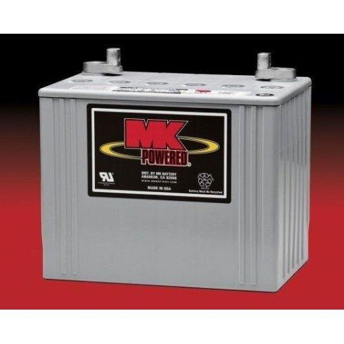 Batería MK M24 SLD G 73.6Ah 12V Gel MK - 1