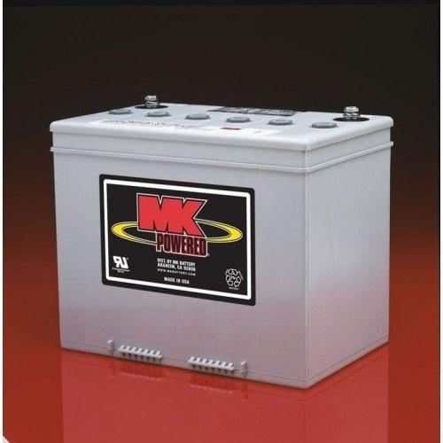 Batería MK M24 SLD G FT 73.6Ah 335A 12V Gel MK - 1