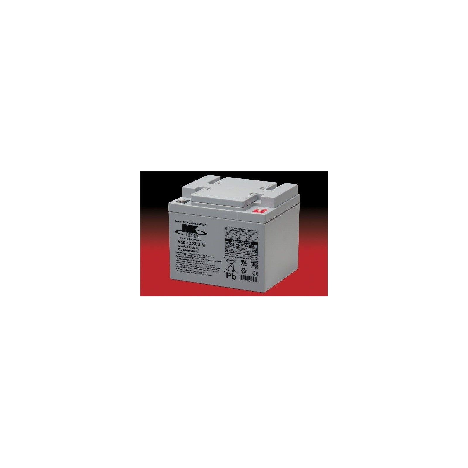 BATTERY VARTA LFD180 12V 180AH 1000A  - 1