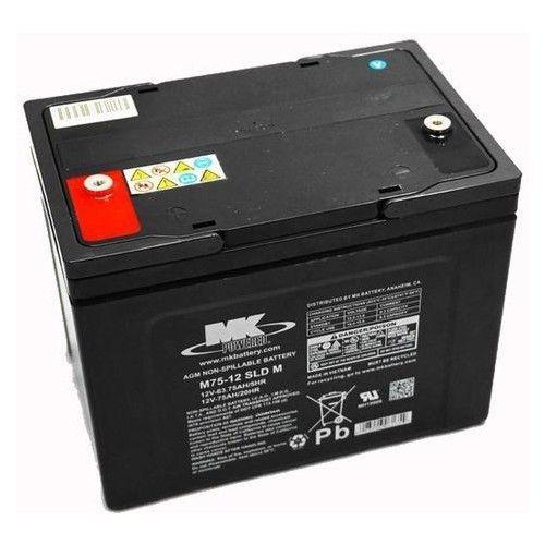 Batería MK M75-12 SLD M 75Ah 12V Agm MK - 1