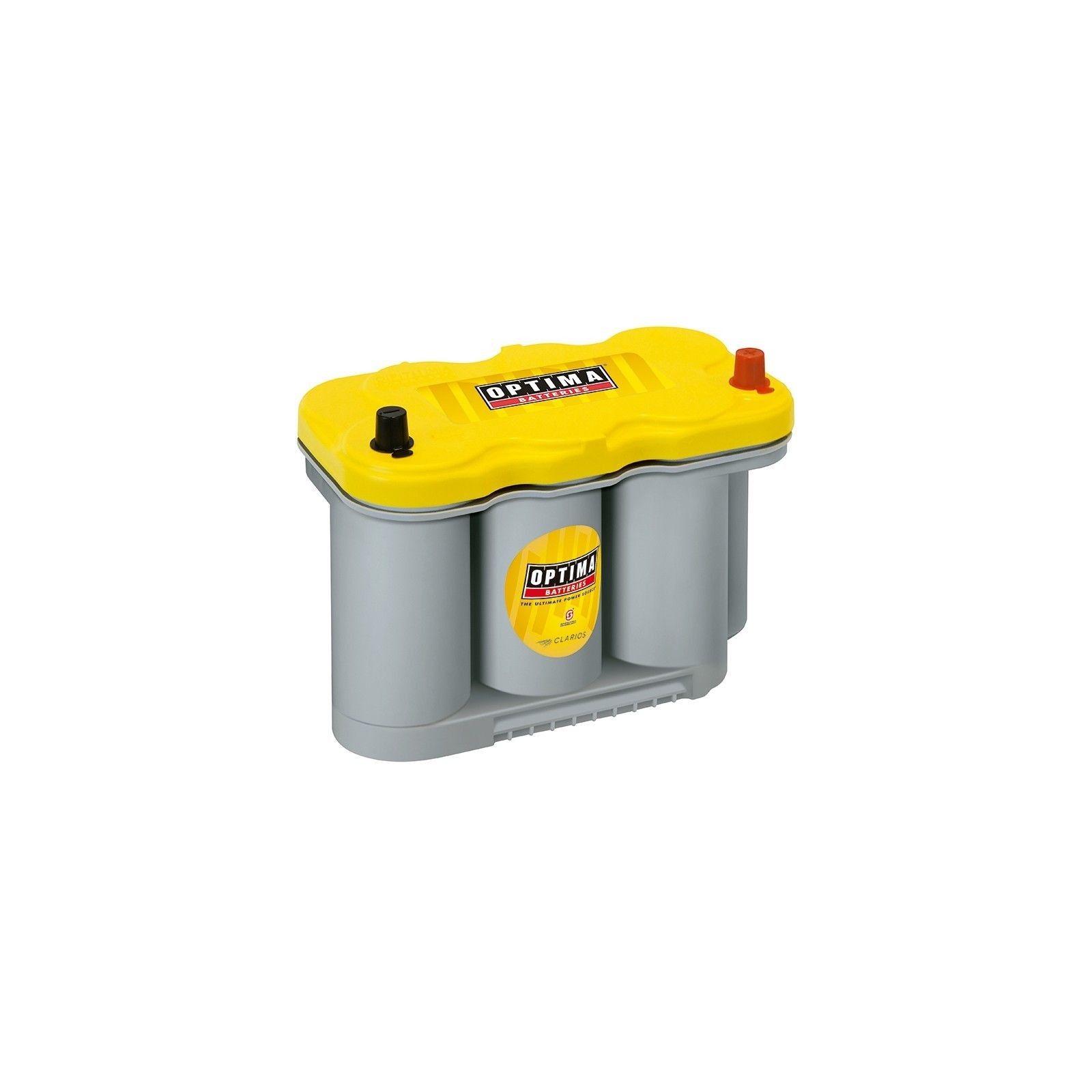 Batería Optima YTR-5.0 66Ah 845A 12V Yellow Top OPTIMA - 1