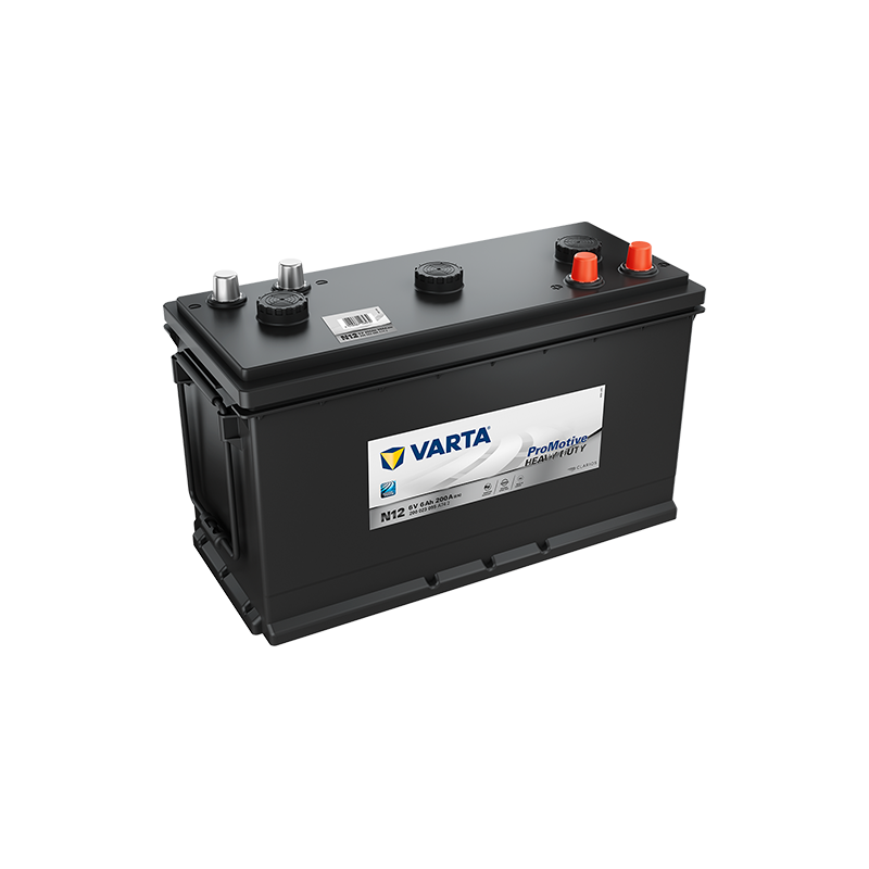 Batería Varta N12 200Ah 950A 6V Promotive Hd VARTA - 1