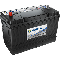 BATTERY VARTA C40 12V 240AH 1200A  - 1
