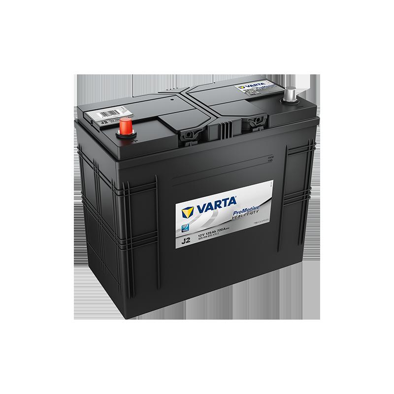 Batería Varta J2 125Ah 720A 12V Promotive Hd VARTA - 1