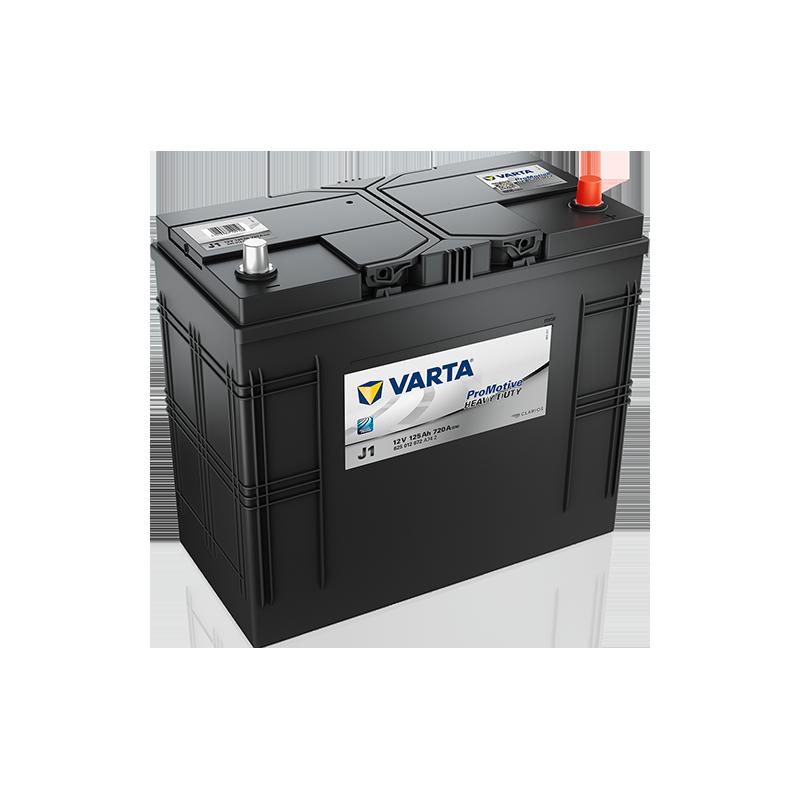 Batería Varta J1 125Ah 720A 12V Promotive Hd VARTA - 1