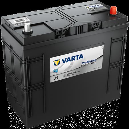 BATERIA Varta VARTA J1 125Ah 720A 12V VARTA - 1