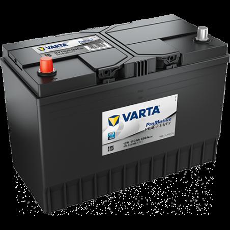 Batería Varta I5 110Ah 680A 12V Promotive Hd VARTA - 1
