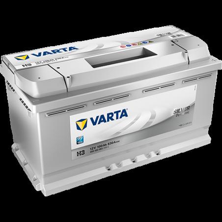 Batería Varta H3 100Ah 830A 12V Silver Dynamic VARTA - 1