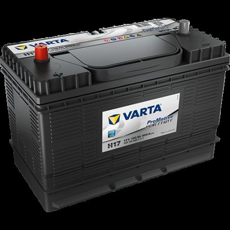 BATERIA Varta VARTA H17 105Ah 800A 12V VARTA - 1