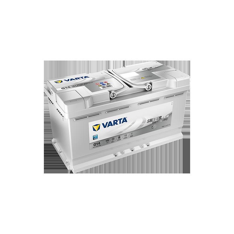 BATERIA Varta VARTA G14 95Ah 850A 12V VARTA - 1