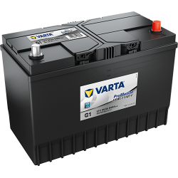 BATTERY VARTA H5 12V 100AH 600A  - 1