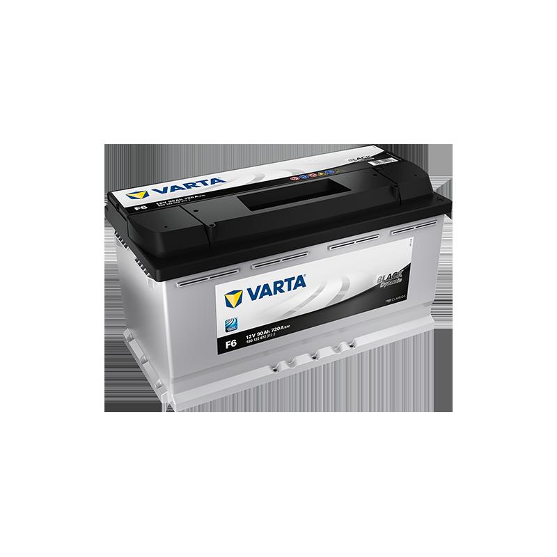 Batería Varta F6 90Ah 720A 12V Black Dynamic VARTA - 1