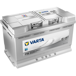 BATTERY VARTA H9 12V 100AH 720A  - 1