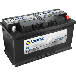 BATTERY VARTA H17 12V 105AH 800A  - 1