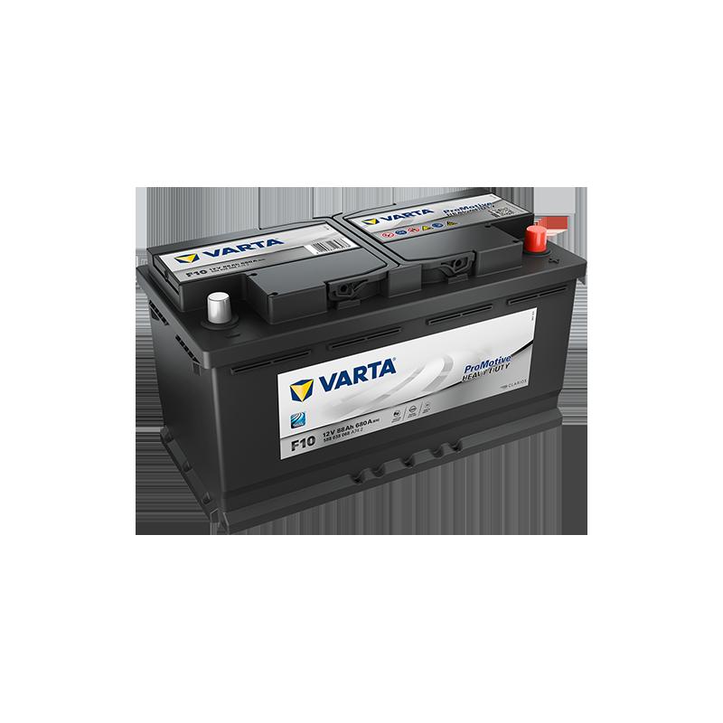 BATERIA VARTA H17 12V 105AH 800A  - 1