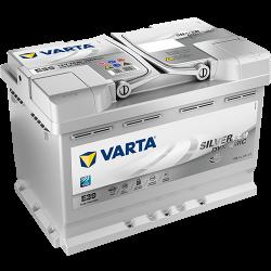 Batería Varta E39 70Ah 760A 12V Silver Dynamic Agm VARTA - 1