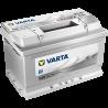 Batería Varta E38 74Ah 750A 12V Silver Dynamic VARTA - 1