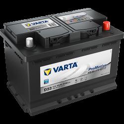 Batería Varta D33 66Ah 510A 12V Promotive Hd VARTA - 1