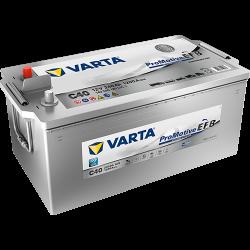 BATTERY VARTA I18 12V 110AH...