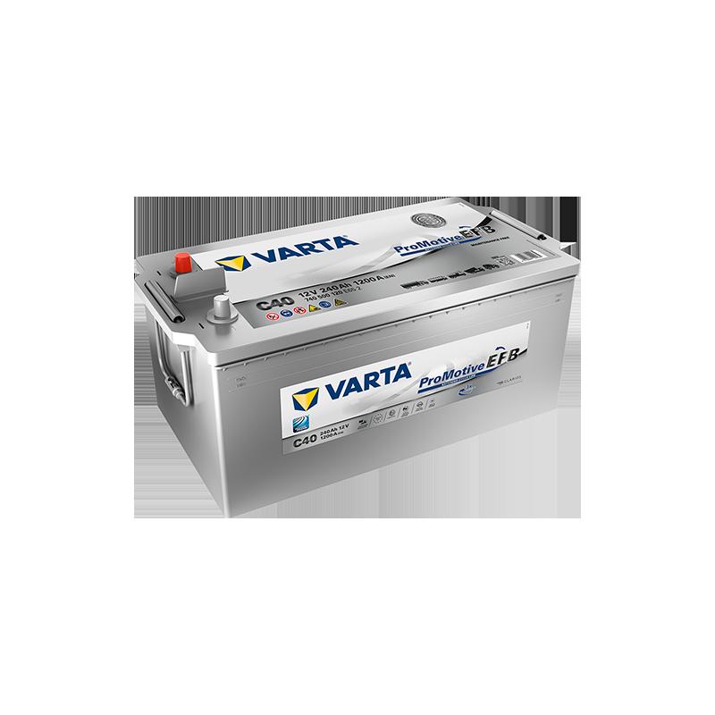 BATERIA VARTA I18 12V 110AH 680A  - 1