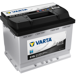BATTERY VARTA I8 12V 120AH 680A  - 1