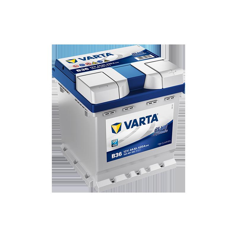 BATTERY VARTA I16 12V 120AH 760A  - 1