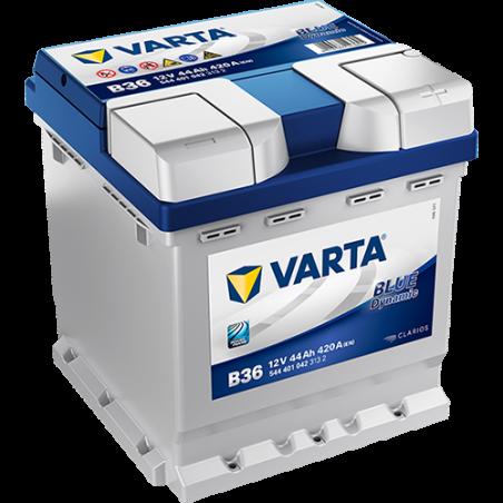 BATERIA Varta VARTA B36 44Ah 420A 12V VARTA - 1