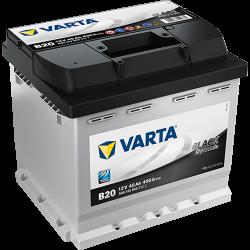 Batería Varta B20 45Ah 400A 12V Black Dynamic VARTA - 1