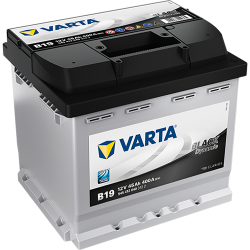 BATTERY VARTA J2 12V 125AH 720A  - 1