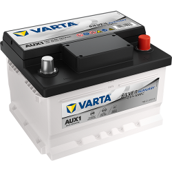 BATTERY VARTA J3 12V 125AH 950A  - 1