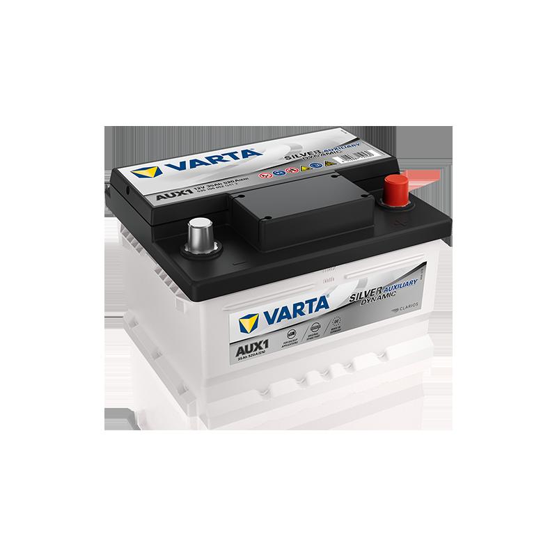 BATTERY VARTA J3 12V 125AH 950A  - 1