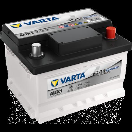 Batería Varta AUX1 35Ah 520A 12V Silver Dynamic Aux VARTA - 1