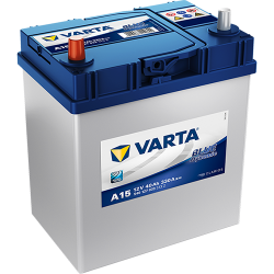 BATTERY VARTA J5 12V 130AH 680A  - 1