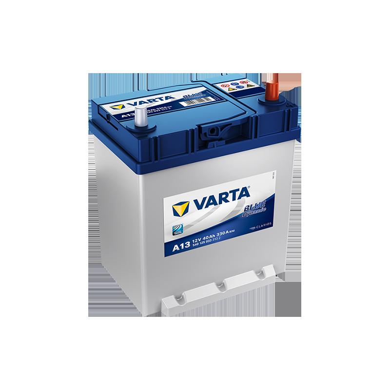 Batterie Varta A13 40Ah 330A 12V Blue Dynamic VARTA - 1