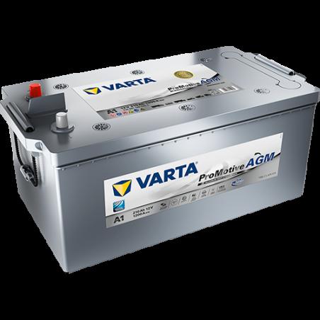 Batería Varta A1 210Ah 1200A 12V Promotive Agm VARTA - 1