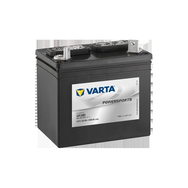 BATERIA VARTA K4 12V 143AH 950A  - 1