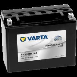 Batería Varta YTX24HL-BS 521908034 21Ah 340A 12V Powersports Agm High Performance VARTA - 1