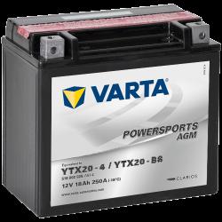 BATERIA VARTA L2 12V 155AH 900A  - 1