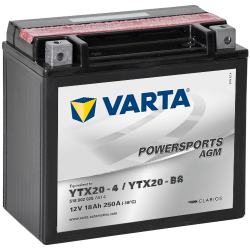 BATTERY VARTA L2 12V 155AH 900A  - 1