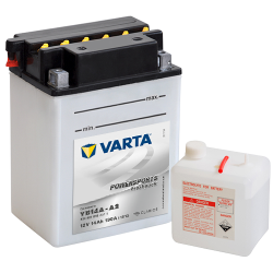 BATTERY VARTA M12 12V 180AH 1400A  - 1