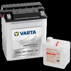 BATERIA Varta 12N14-3A,YB14L-A2 VARTA 514011014 14Ah 190A 12V VARTA - 1