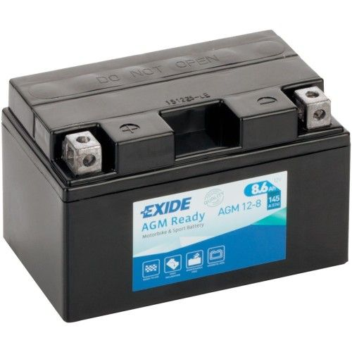 BATERIA Exide EXIDE AGM12-8 8,6Ah 145A 12V EXIDE - 1