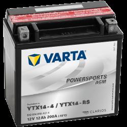 BATTERY VARTA N2 12V 200AH...