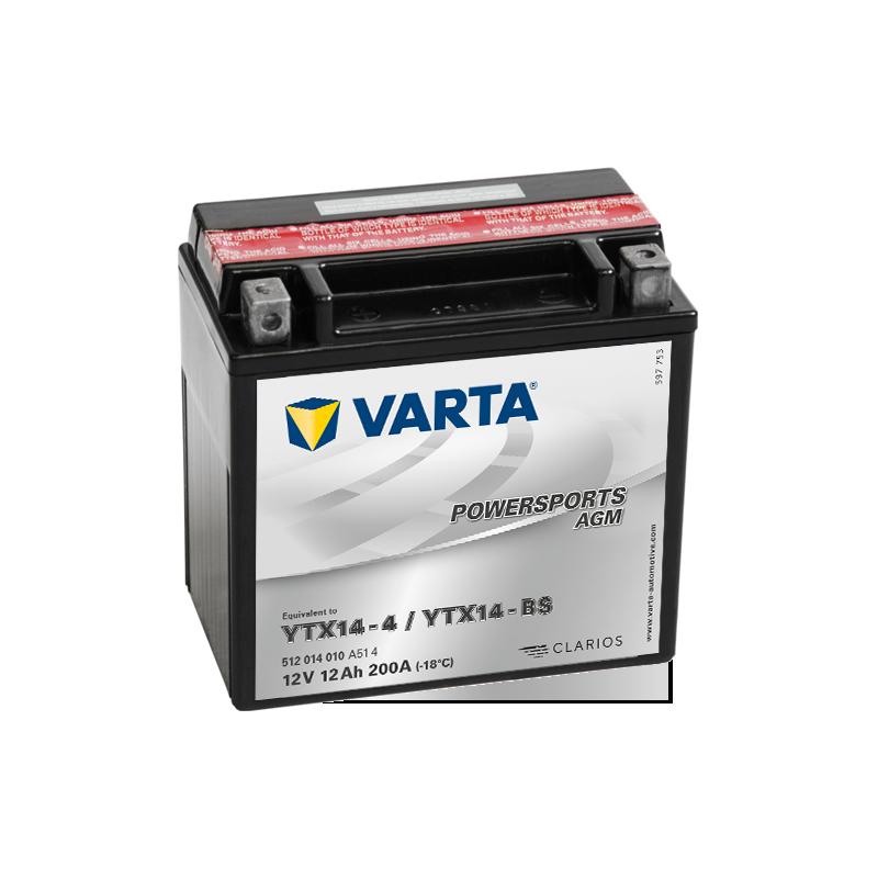 BATTERY VARTA N2 12V 200AH 1050A  - 1